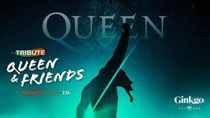 Un espectáculo en vivo homenajea a Queen desde el cielo de Madrid
