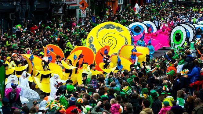 San Patricio, festivales, tradiciones y leyendas populares por cada rincón de Irlanda