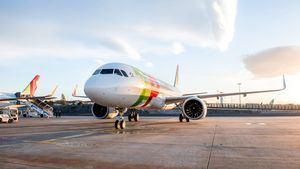 TAP cancelará un total de 3500 vuelos entre marzo y mayo por el coronavirus