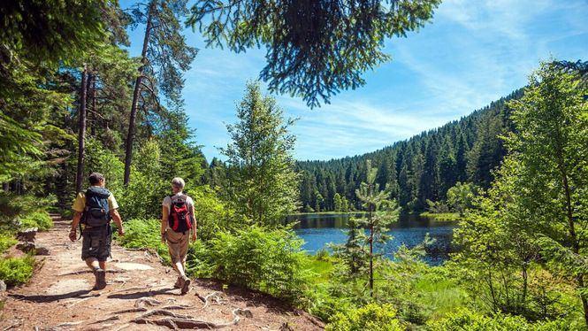 Alemania, país ideal para practicar senderismo