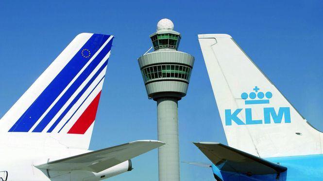 Air France y KLM en España autorizan el cambio sin gastos de los billetes emitidos en toda su red