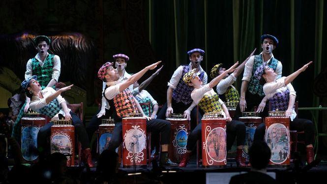 Éxito del Proyecto Zarza con Agua, azucarillos y aguardiente, en el Teatro de la Zarzuela