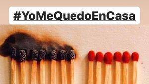 #YoMeQuedoEnCasa iniciativa de Jorge Cremades para concienciar sobre el coronavirus