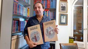 Émile Bravo: El dibujo en el cómic es solamente la herramienta