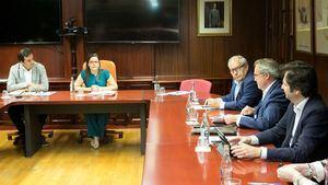 Gobierno y sector de la alimentación garantizan el total abastecimiento en Canarias