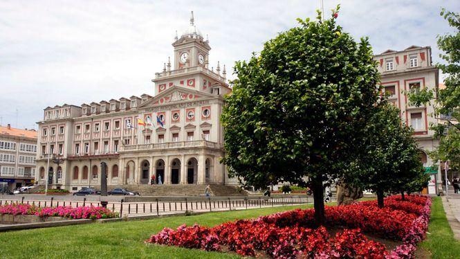 Ferrol ya forma parte de la Asociación de Ayuntamientos del Camino Inglés