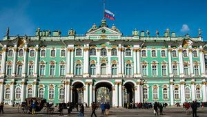 Museo Estatal del Ermitage, San Petersburgo