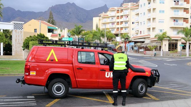 Adeje amplía sus medidas de seguridad ante el COVID-19