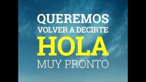 Queremos volver a decirte HOLA muy pronto, la nueva campaña de Islas Canarias