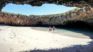 La playa más exclusiva del planeta está en la Riviera Nayarit