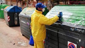 Los hogares con positivos o cuarentenas por coronavirus deberán usar solo el contenedor verde y dejar de reciclar