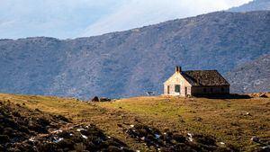 Refugio de las Nieves en Guijo
