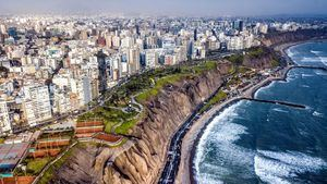 Recorrido virtual por los museos, y los mejores documentales, de Perú