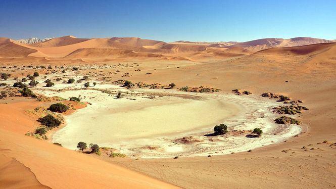 Qué es Namib