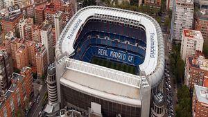 El Real Madrid y el CSD impulsan un gran centro de aprovisionamiento de material sanitario en el Santiago Bernabéu