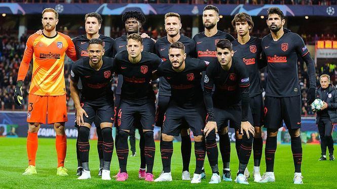 #LoDamosTodo, el Atlético de Madrid se vuelca para ayudar en la crisis del COVID-19