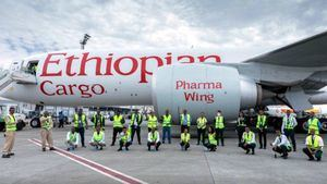 Ethiopian Airlines distribuye a 39 países africanos equipamiento médico