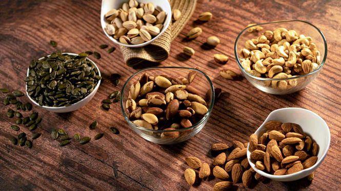 Los frutos secos y sus beneficios para el sistema inmunológico