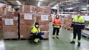 HanesBrands Spain dona ropa interior para los pacientes ingresados por Coronavirus