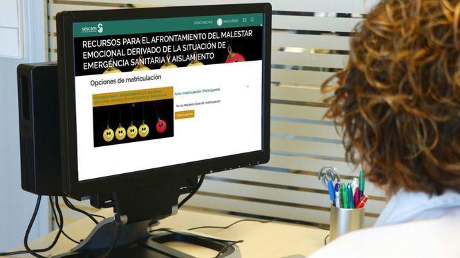 Castilla-La Mancha habilita una espacio online para información, comunicación y apoyo a profesionales ante la crisis