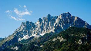Descubrir Wilder Kaiser, en los Alpes tiroleses, desde la televisión