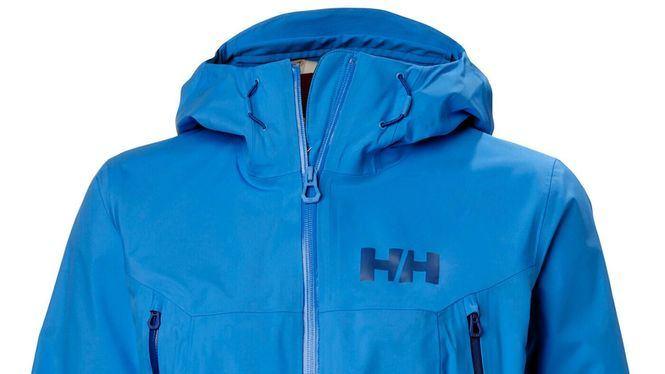 La W Edge 3L Jacket de Helly Hansen, nuevo look street style para esta primavera/verano
