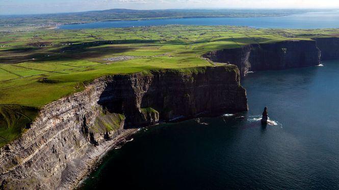 Viajar en familia a Irlanda desde casa