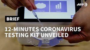 Taiwán y Dinamarca desarrollan kit de prueba para el COVID-19 que da el resultado en 12 minutos