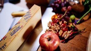 El queso suizo Le Gruyère AOP se alza como el mejor queso del mundo