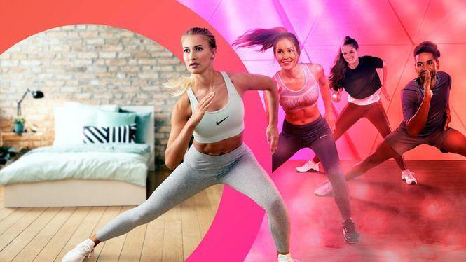 Plataforma virtual de fitness que ofrece clases en directo de forma gratuita