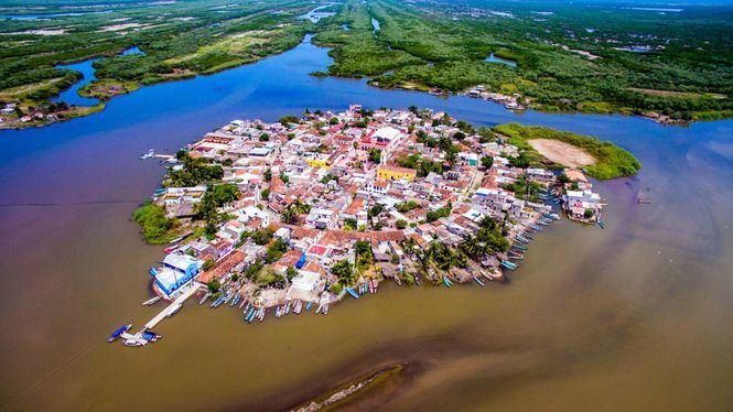 Mexcaltitán, lugar de nacimiento de la propia identidad mexicana