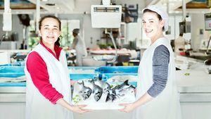 Pescado para evitar el sobrepeso en el confinamiento