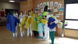Greenpeace colabora en la lucha contra el coronavirus