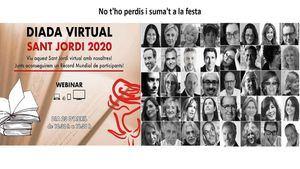 Sant Jordi 2020 se celebrará con un evento videomedia…