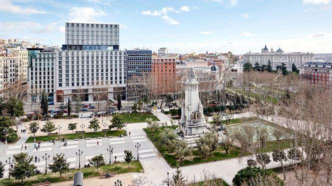 Plan del hotel VP Plaza España para convertirse en uno de los más seguros del país
