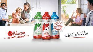 Lácteos COVAP abre su tienda online