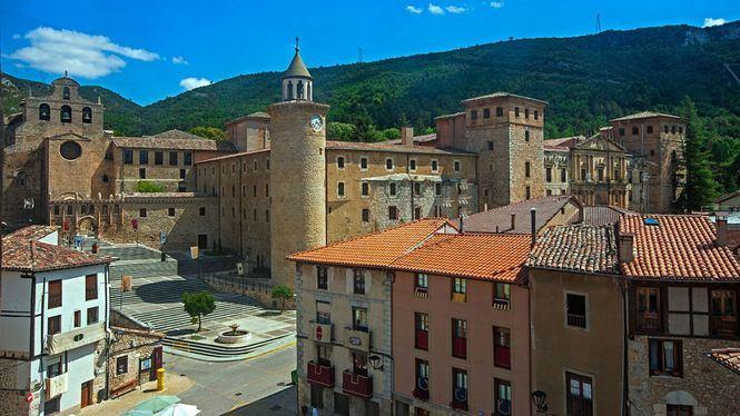Monasterio de San Salvador de Oña, uno de los cenobios más influyentes del Reino de Castilla