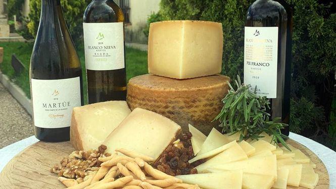 Regala vino y queso en el Día de la Madre