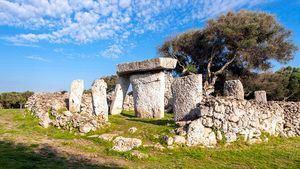 Las huellas talayóticas de Menorca