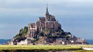 Mont-Saint-Michel, la magia de las mareas en la Normandía francesa