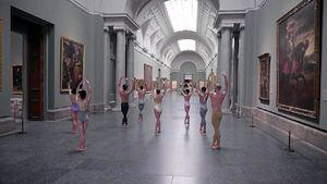 Día Internacional de la Danza: la pintura en movimiento