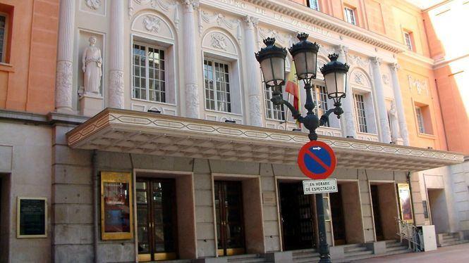Entre bambalinas en el Teatro de la Zarzuela'