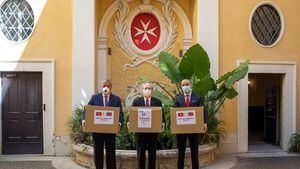 Taiwán y la Santa Sede cooperan para luchar contra la pandemia del COVID-19 en África