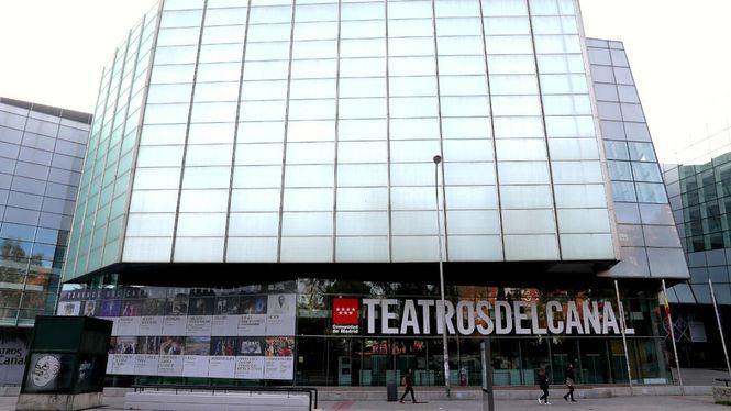 Los Teatros del Canal harán obligatorio el uso de mascarillas cuando se reabran al público