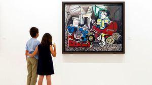 Pablo Picasso. Álbum de familia