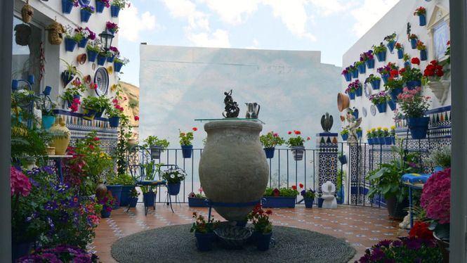Iznájar celebra su Festival de los Balcones más virtual que nunca
