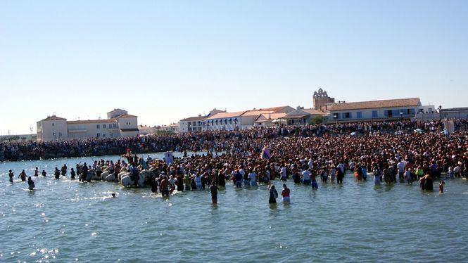 La peregrinación gitana en Saintes Maries de la Mer (24 y 25 de mayo)