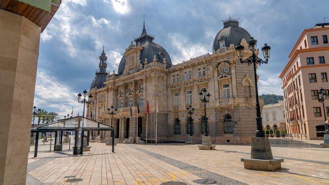 Los hosteleros de Cartagena ya pueden solicitar telemáticamente la ampliación de sus terrazas