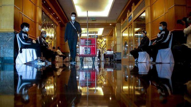 Protocolo hotelero COVID para reapertura de establecimientos hoteleros