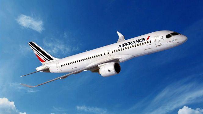 Air France pone en marcha controles de temperatura en todos sus vuelos